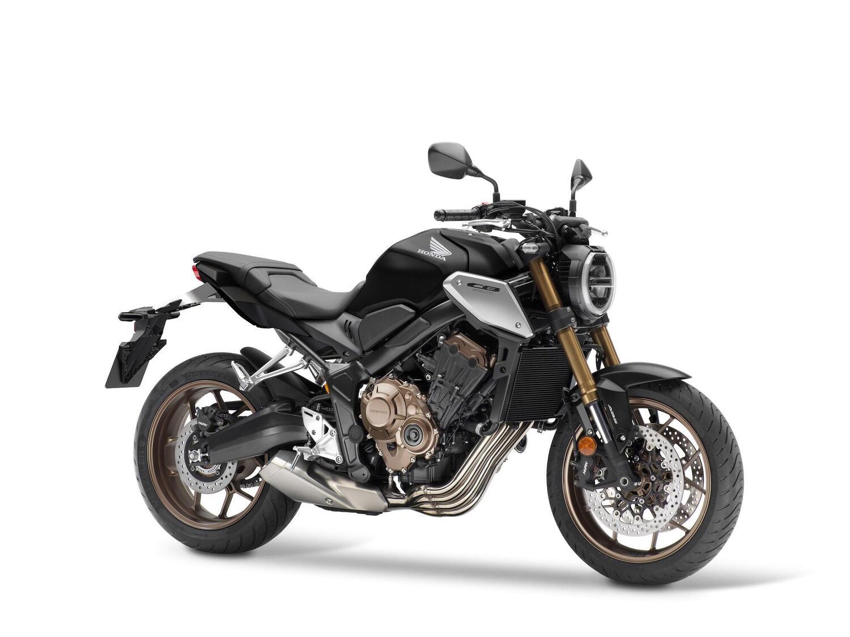 Honda CB650R e CBR650R 2021: ritocchi e nuovo Euro-5 [GALLERY]