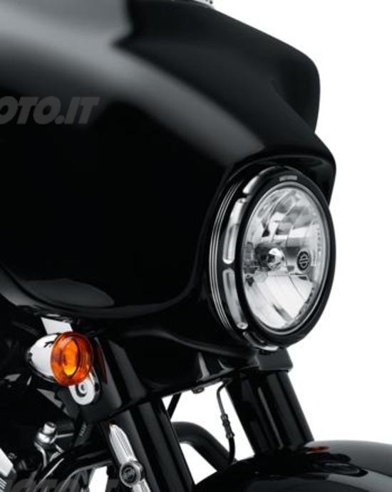 Harley-Davidson accessori moto. Collezione Burst 2013