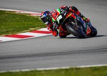 MotoGP 2020: Aprilia risolve il problema motore