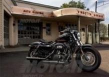 Harley-Davidson Bergamo: +20cv sulla Sportster 1200
