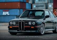 Dal mito per pochi della 328 uso gara, Alle M3 / M4 un po' tamarre: doppio rene BMW nuovo ma vecchio