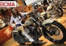 Headbanger: la collezione 2013 ad EICMA