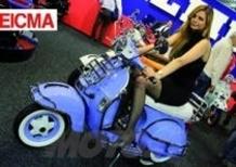 LML Star 125cc 4T Automatica a EICMA 2012