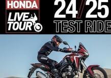 Honda Live Tour: 24 e 25 ottobre a Dolzago (LC)