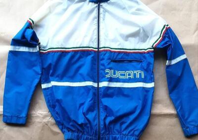Giacca leggera in nylon Vintage Ducati - Annuncio 8181920