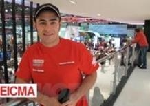 Haslam a EICMA 2012: Sono contento di essere tornato in Honda