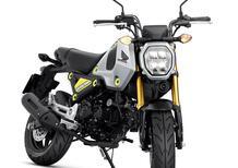 Nuova Honda MSX 125 GROM: Euro 5 e nome cosmopolita [GALLERY]