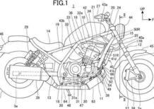 Honda 1100 Rebel. Avrà il motore della Africa Twin? Spunta il brevetto...