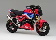 Honda MSX 125 GROM: kit HRC?!