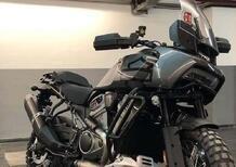 Harley-Davidson Pan America 1250. Ecco la preserie