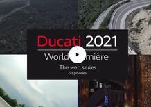 Ducati: Sono cinque gli appuntamenti con le novità 2021