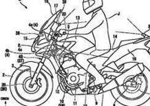 Honda brevetta un controllo di sterzata autonomo