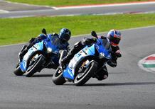 Suzuki GSX-R Racing Academy: tutti in pista nel 2021