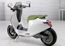 smart: confermato lo scooter elettrico per il 2014. Nascerà con Vectrix
