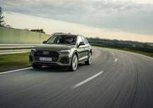 Audi A4, A5 e Q5: ora sono tutte mild-hybrid, anche le Diesel