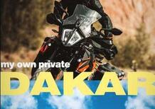 Motofestival, le novità: KTM 890 Adventure - My Own Private Dakar