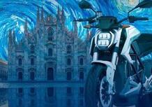 Motofestival, le novità: Zero SR-F - Midnight in Milan
