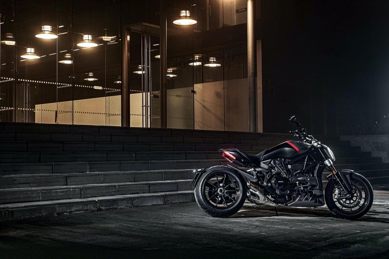 Ducati XDiavel 1260S Black Star 2021