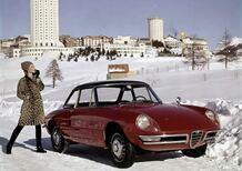 """Alfa Romeo Spider """"Duetto"""": la festa per i 50 anni"""
