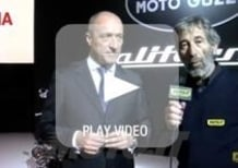 """Stefano Sterpone: """"La California 1400 segna il rilancio ufficiale del marchio Moto Guzzi"""""""