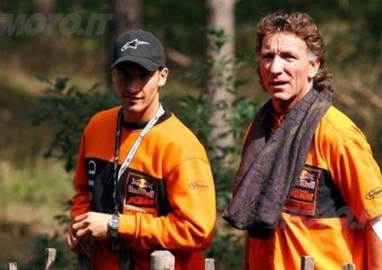 Georges Jobé è morto a 51 anni. Aveva vinto 5 Mondiali di Motocross