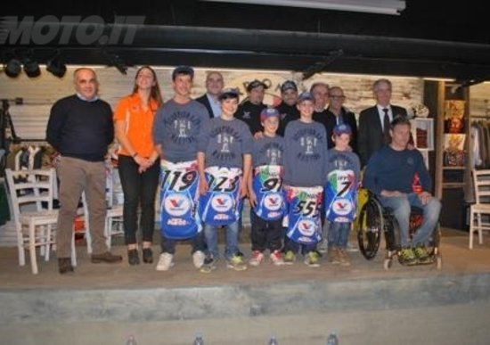 Valvoline MX Junior Team: presentati i  baby piloti targati KTM