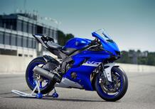 Yamaha YZF-R6 Race: la supersport perde la targa