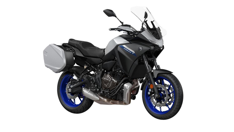 Yamaha Tracer 7 GT 2021. Foto e prezzo