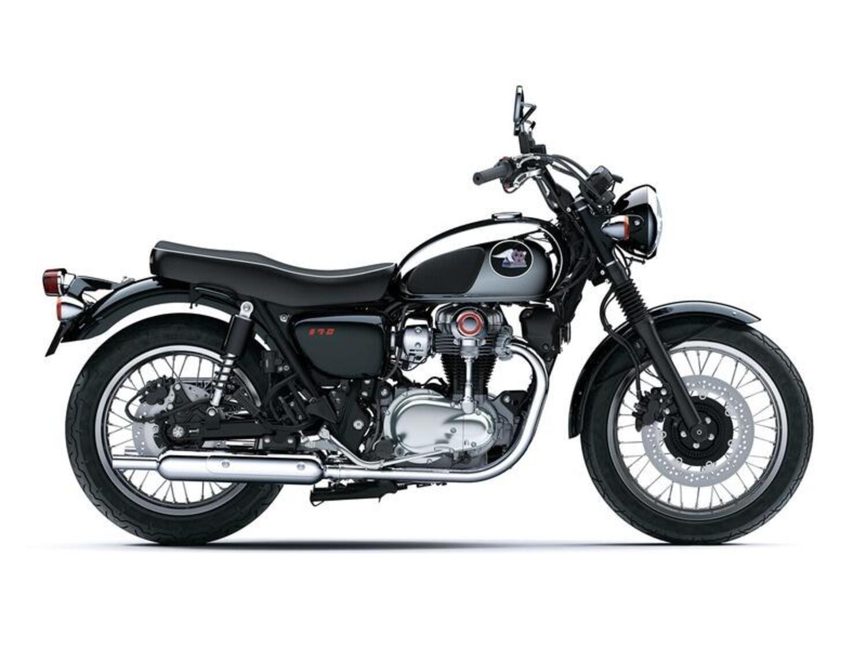 Meguro rinasce con la K3. Una diversa Kawasaki W800
