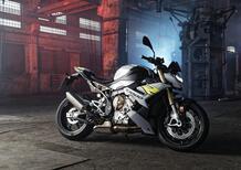 Nuova BMW S1000R 2021. Foto e dati