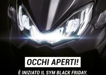 Maxsym TL500: Black Friday a un prezzo mai visto