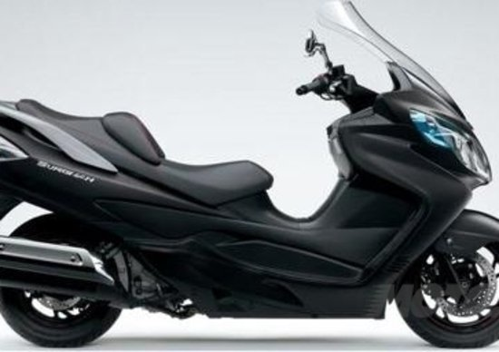 Suzuki Burgman 400 e V-Strom 650 ABS: prorogata l'offerta fino al 30 settembre