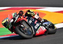 Aprilia MotoGP e i piloti: il commento di Zam