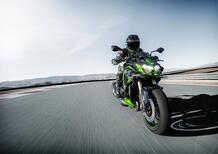 Kawasaki Z H2 SE: novità 2021
