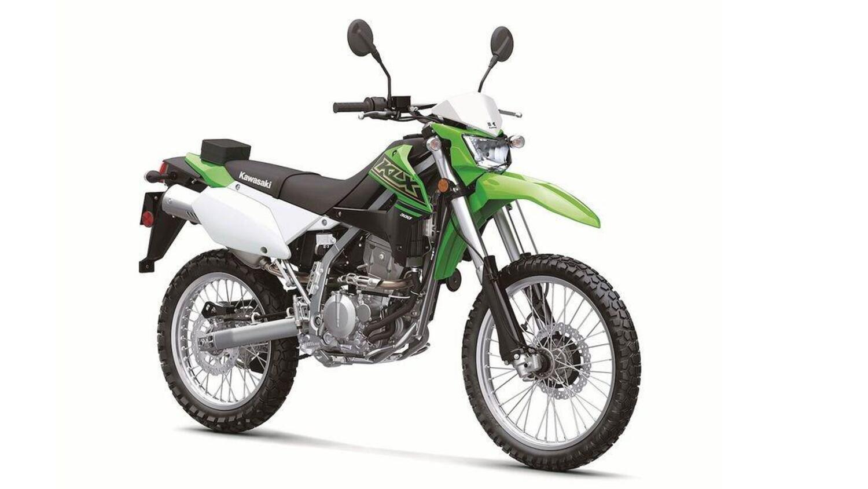 Kawasaki KLX300 e KLX300 SM m.y. 2021. Enduro stradale e supermotard