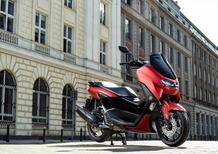 Nuovo Yamaha NMAX 125 2021: prezzo e dati