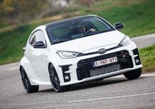 Toyota GR YARIS | Finalmente quella vera! Si guida alla grande. Costa 39.900 euro