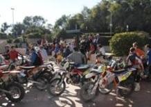 Gare di Mini Enduro ed Enduro al Motor Bike Expo