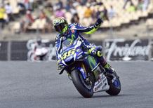 MotoGP 2016. Rossi: Con la ghiaia sarebbe stato meglio
