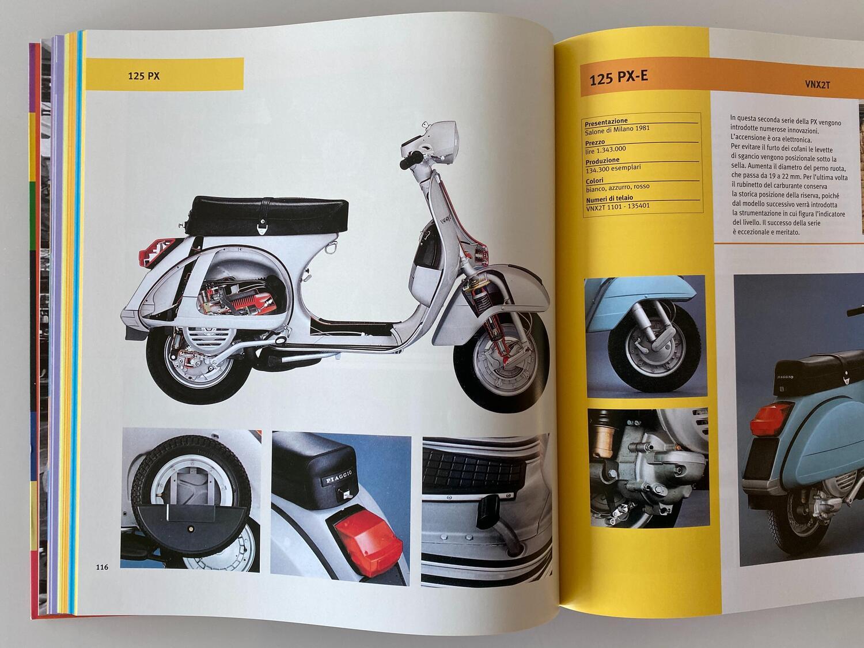 Libri per motociclisti: Vespa. Tutti i modelli