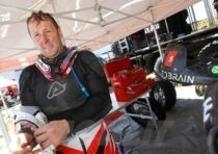 Dakar 2013, tappa 12. Alessandro Botturi. Il prezzo di un errore