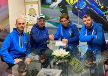 Enduro 2021. TM Factory Team… c/o Boano, Caraglio, CN!