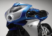 MV Agusta: Superveloce Alpine, serie limitata da 110 esemplari