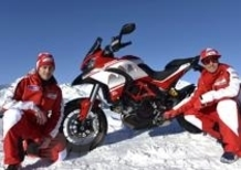 Wrooom 2013. Ducati Multistrada 1200 Dolomites Peaks
