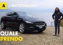 Il prossimo SUV come lo prendo? Diesel MILD, ELETTRICO o PLUG-IN? Scopriamolo con Jaguar Land Rover!