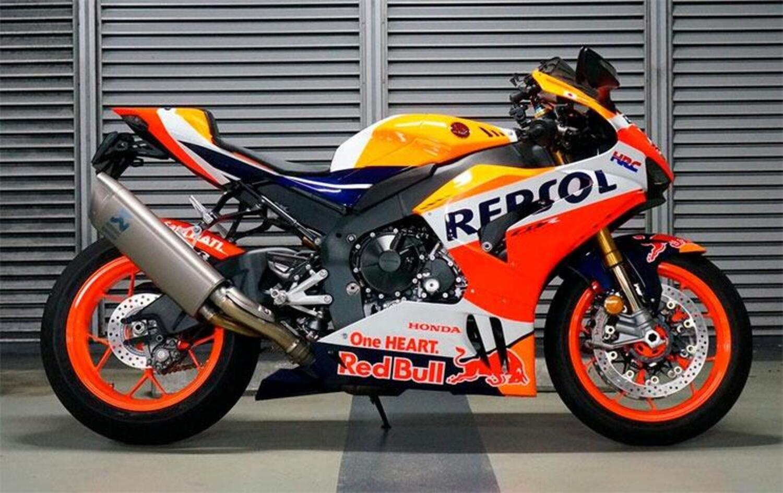 Honda CBR 1000 RR-R SP Marquez MotoGP Replica