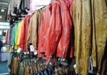 Motor Bike Expo: Lu.Ti.An., abbigliamento in pelle