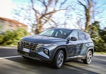 Hyundai Tucson 2020, Anche ibrida da 230 CV trazione integrale 4x4 [video]