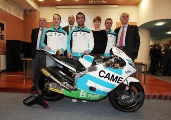 Petrucci e Pesek pronti al campionato MotoGP con il team Iodaracing