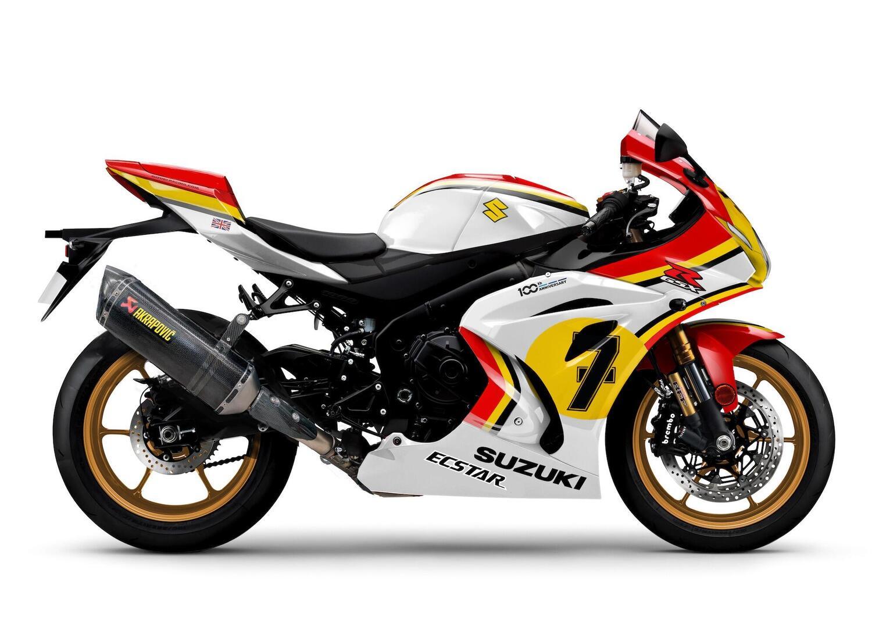 Suzuki GSX-R1000R Legend Edition: che campione volete?